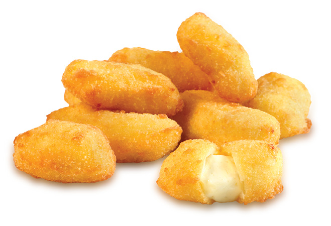 Homestyle White Cheddar Cheese Curds