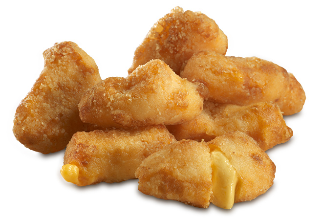 Trivers' Half Naked Yellow Cheese Curds