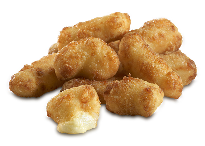Trivers' Half Naked White Cheese Curds