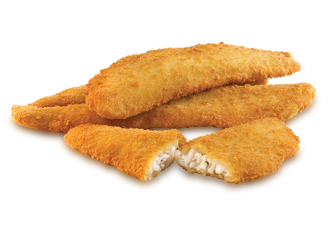 Breaded fish products riverside foods for How to bread fish
