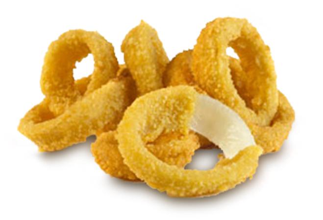 5/8 Inch Breaded Onion Ring